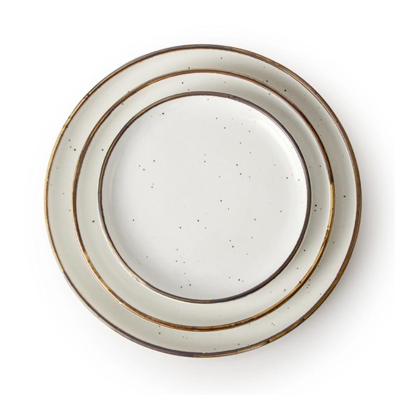 Special Design Porcelain Plates,Dishwasher Available Chaozhou Ceramics, Restaurant Handmade Plate/