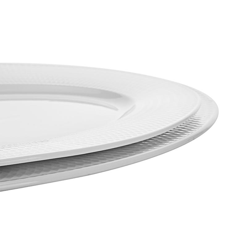 Wholesale Banquet Hotel Porcelain Oval Shape Dish, Hot Selling Catering Vajilla Hotel Restaurant Porcelain Oval Plate/