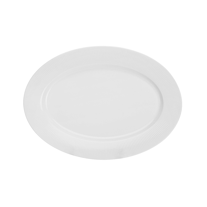 Modern Oven Safe Catering Plate Chinese Restaurant, Hotel Plates All Size Porcelain Plates White Plates For Wedding^