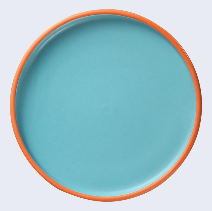 28ceramics Modern Ceramic Tableware Plates Restaurant Ceramic Dinner, Tableware Restaurant 8/10/12 Inch Round Ceramic Plate#