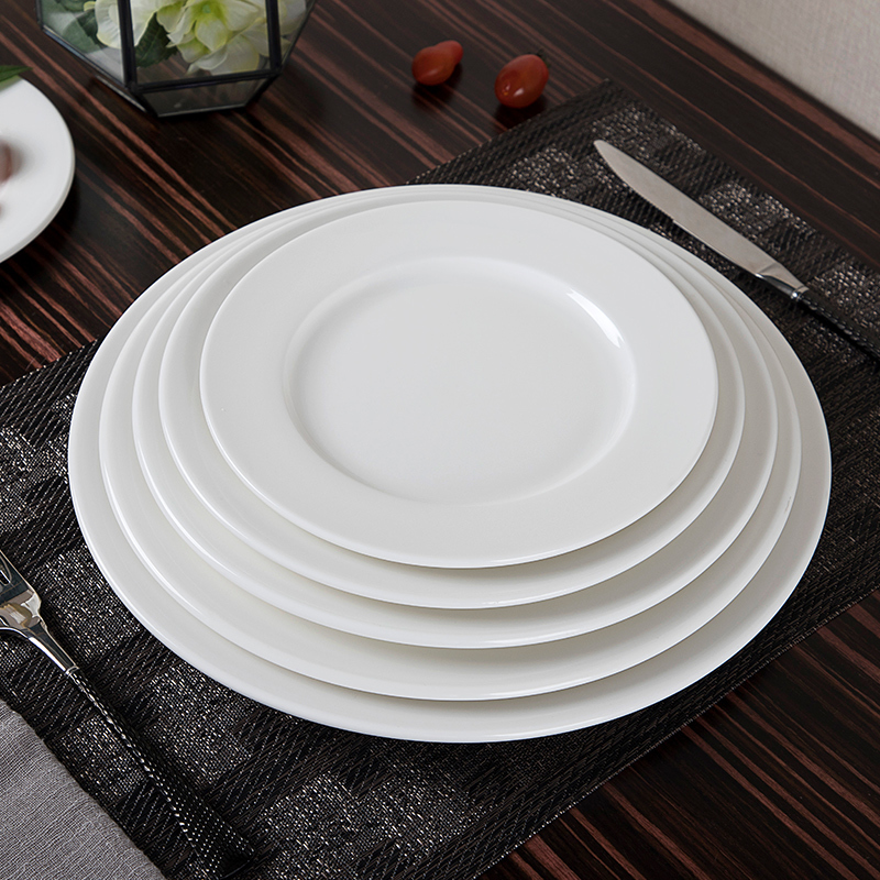28ceramics Buffet Tableware Full Sizes Dishes Plates Ceramic, 28ceramics Ceramic Tableware Set Hotel Plates Dishes@