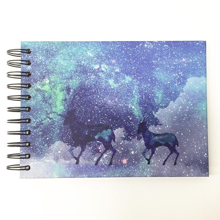 2020 New Arrivals Deluxe Craft Christmas Photo Album with Self Adhesive Pages