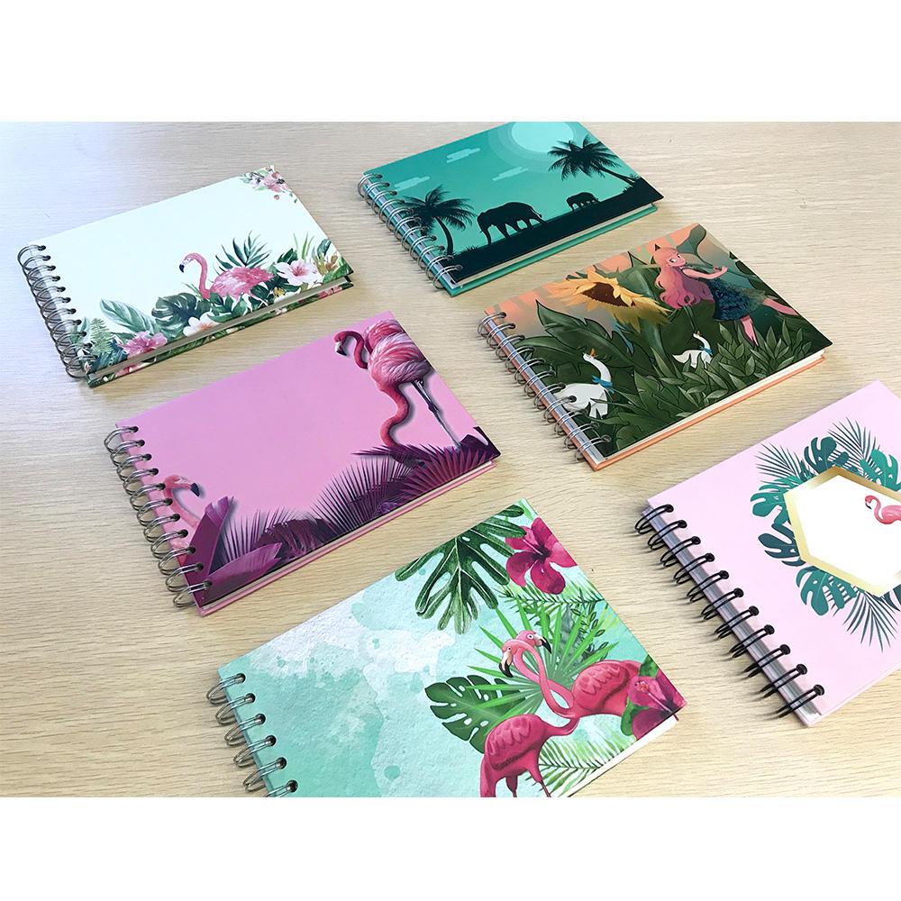 Multi Design 6 Pack Wedding 20 Pages Self Adhesive Photo Album