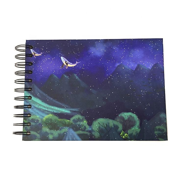 product-Bulk Romantic Custom Photo Album with Blank Self Stick Pages for 3R photos-Dezheng-img-1
