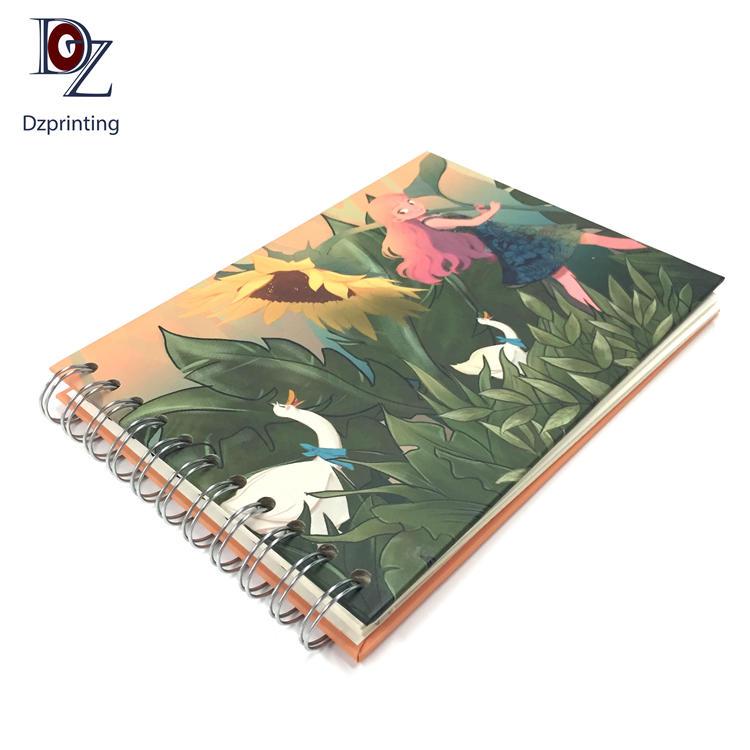 product-Dezheng-Orginal Design 200 Photos Little Girl Custom Scrapbook Self Adhesive Photo Album-img-1