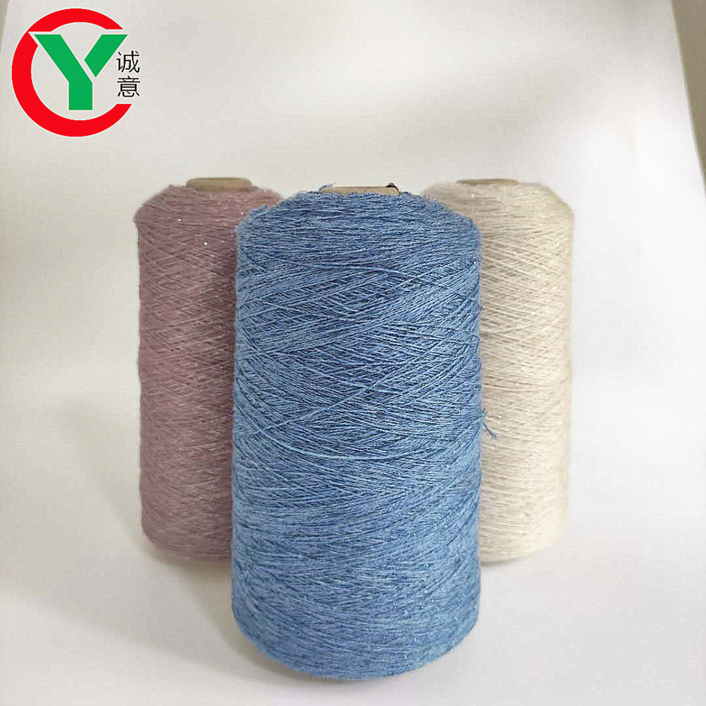100% super soft cashmere wool blended yarn for knitting sweater
