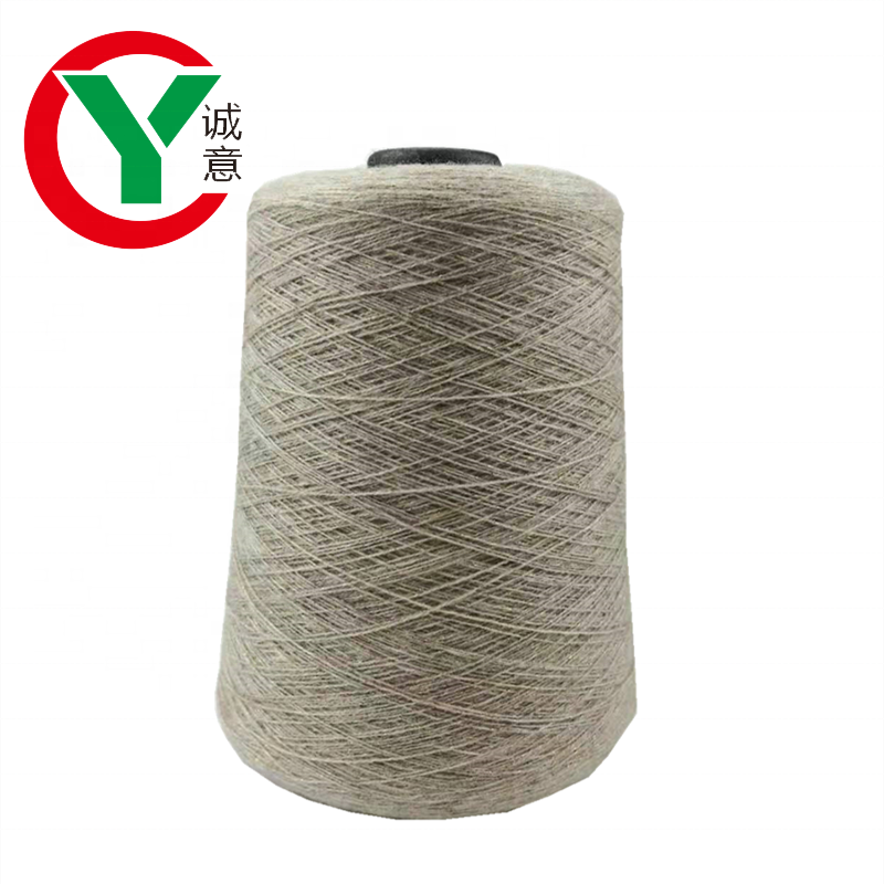 Wholesale high quality 26Nm /2 pure Cashmere knitting yarn