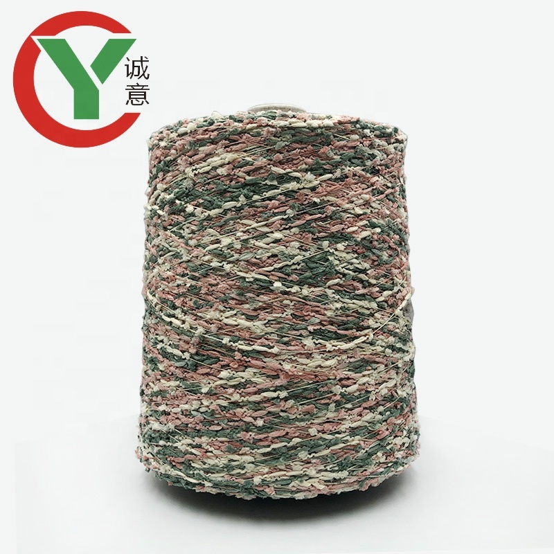 china eco friendly high quality nylon acrylic blended yarn