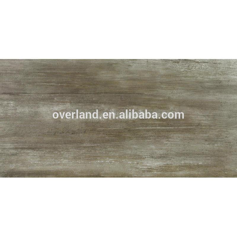 Grey homogeneous wood grain ceramic tile