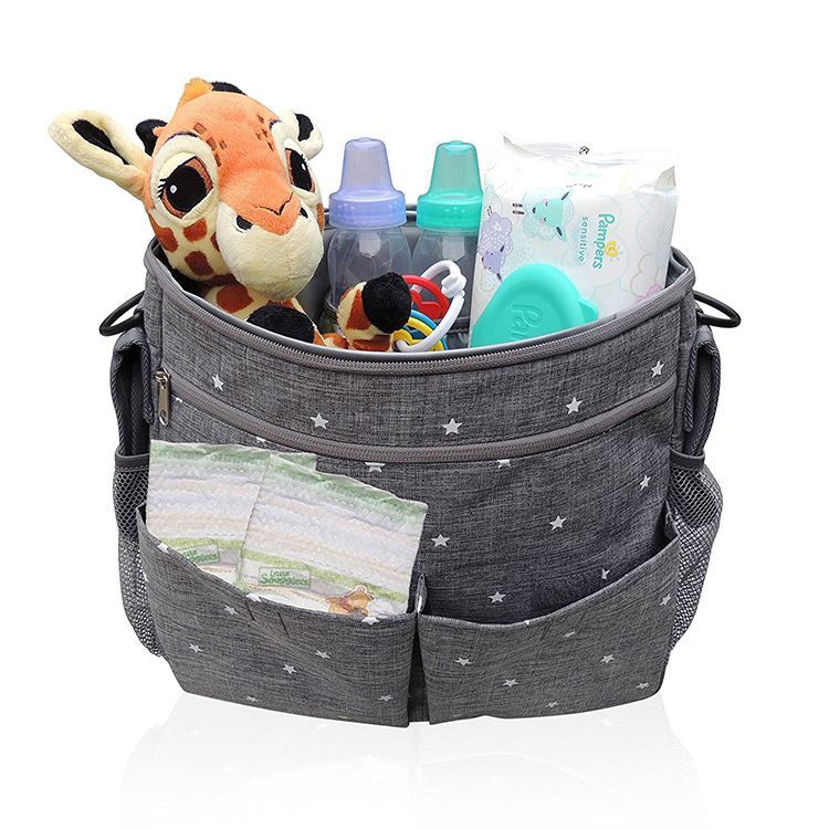 product-Osgoodway High Quality Factory Supply Baby Diaper Storage Stroller Organizer Bag-Osgoodway-i-1