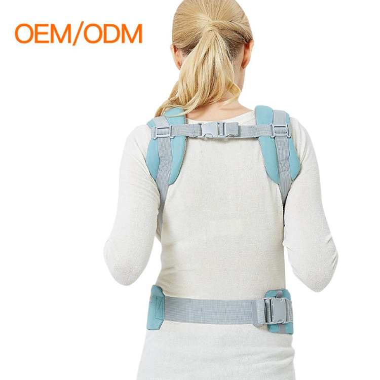 product-Osgoodway2 Cotton Ergonomic Baby Carrier Backpack Adjustable Breathable Front Facing Baby Ca-1