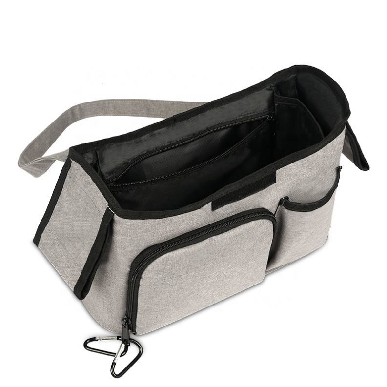 product-Osgoodway OEM Baby Stroller Organizer Storage Bag Baby Stroller Bag with 2 Cup Holders-Osgoo-1