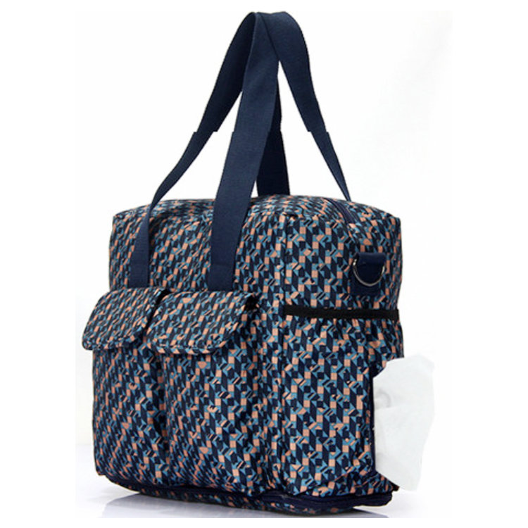 product-Osgoodway-Custom print unique changing nappy diaper bags colorful Mommy Handbag Diaper Bags