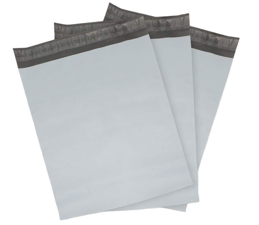 Eco-friendly Courier Bags 100% Biodegradable Mailer Bag Compostable Corn Starch Mailing Bags
