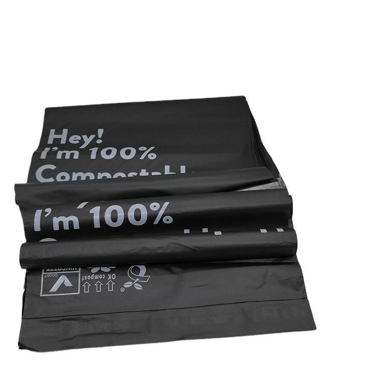 cornstarh made express envelop non polythene pe plastic shipping mailing bags