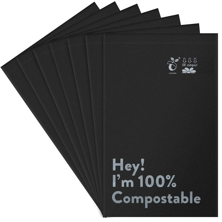 Custom printing Eco-friendly Compostable Biodegradable courier bags Mailer Bag