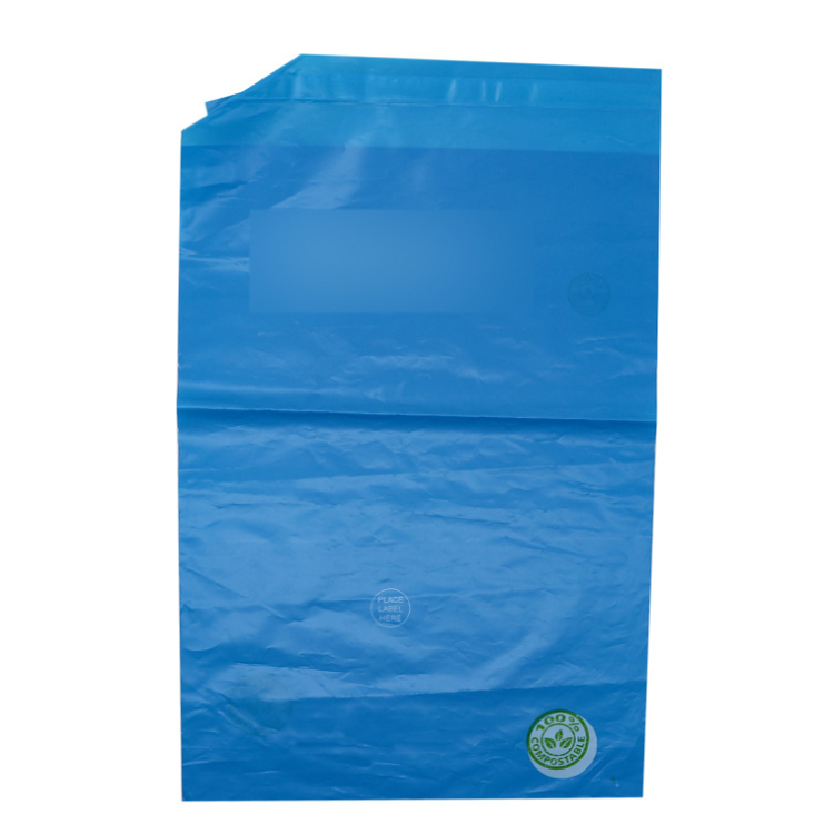 Xinchuang Hot Sale Compostable Cornstarch Biodegradable Shipping Bags For Clothing