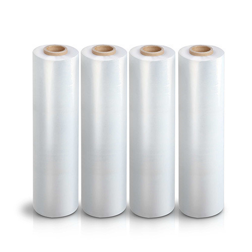 100% biodegradable cling film custom packing food grade cling film PLA compostable cling film roll