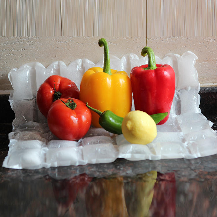 Food grade material plastic disposable ice cube pack bag