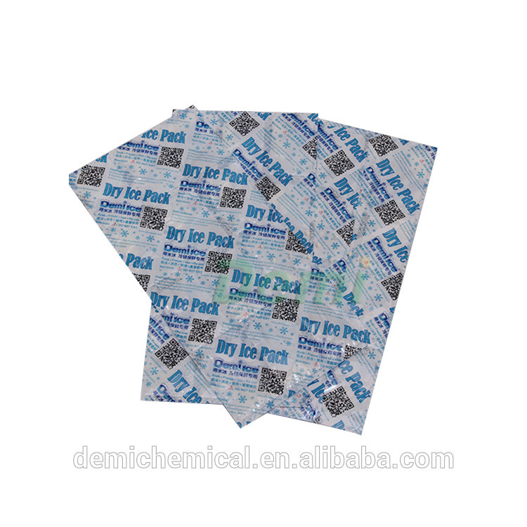High Absorbency 45-150ml/pc SAP Ice Packs For Frozen Food Storage In Transport