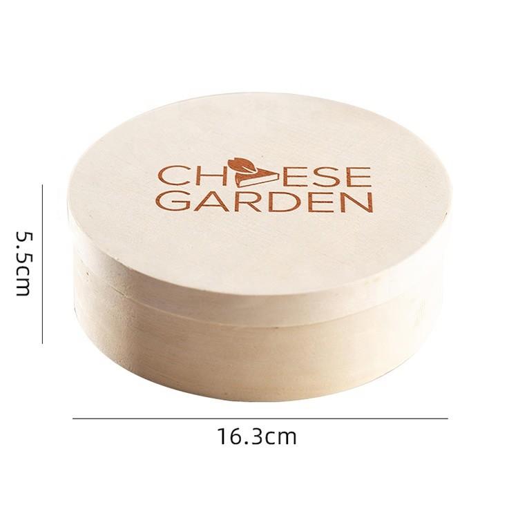 wholesale custom macarons cupcake breads wooden packaging box accept oem odm order
