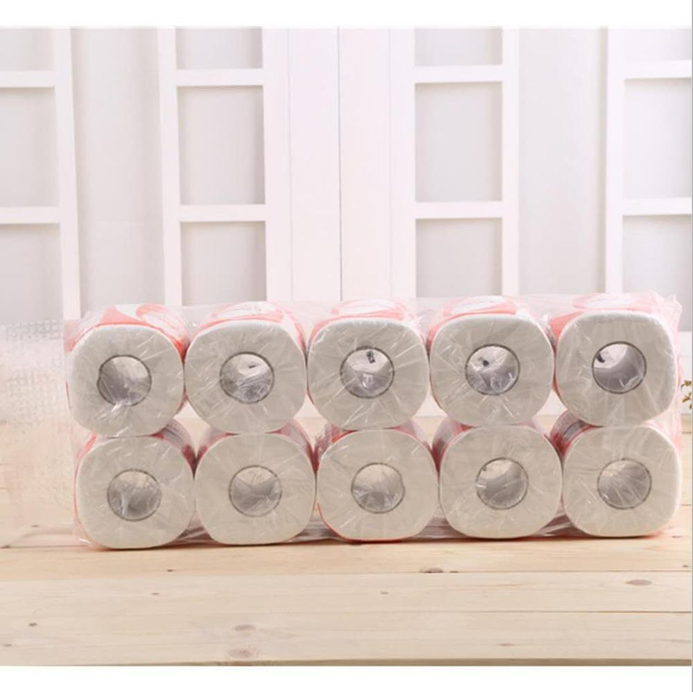 Custom Printed Bamboo Toilet Paper Wholesale