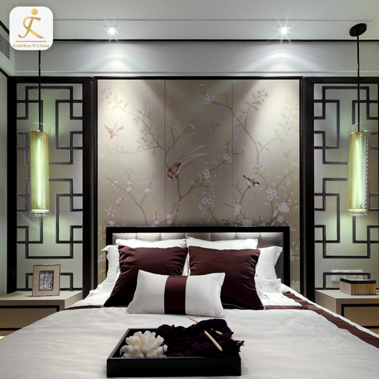 bedroom background coated stainless steel covering interior 3d wall panel cheap 3d indoor outdoor decorative metal wall panels