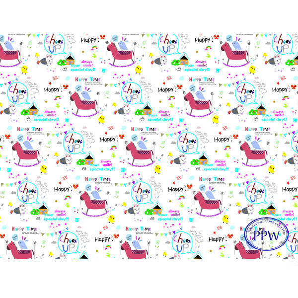 New Design Gift Wrapping Paper Wholesale