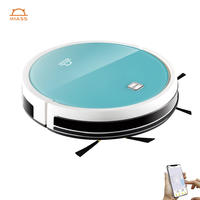 Hot Selling Super Cleaner Robot Vacuum Intelligent Gyro navigation With APP Smart Home Use Cleaning Appliance