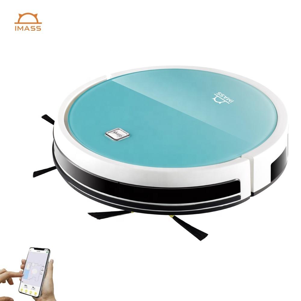 Aspiradora robot Aspirador Aspirateur Smart TUYA Wi-Fi Automatic Floor Sweeper Cleaning Robotic Vacuum Cleaner