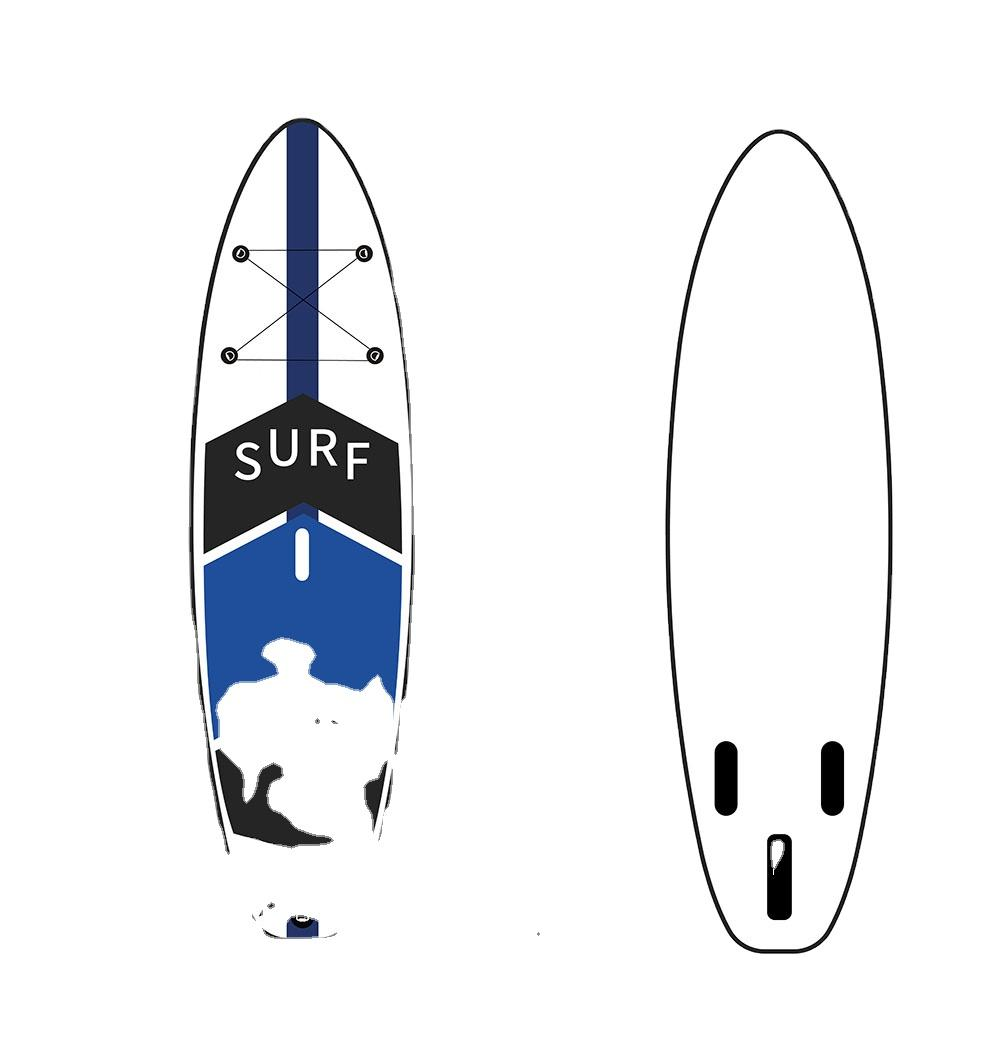New arrival 9feet child SUP inflatable paddle board