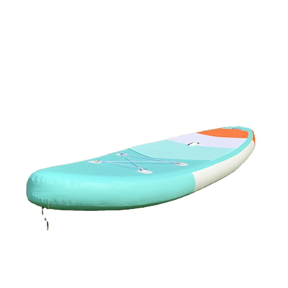 Customized surfing beach inflatable stand up paddle board, SUP board//