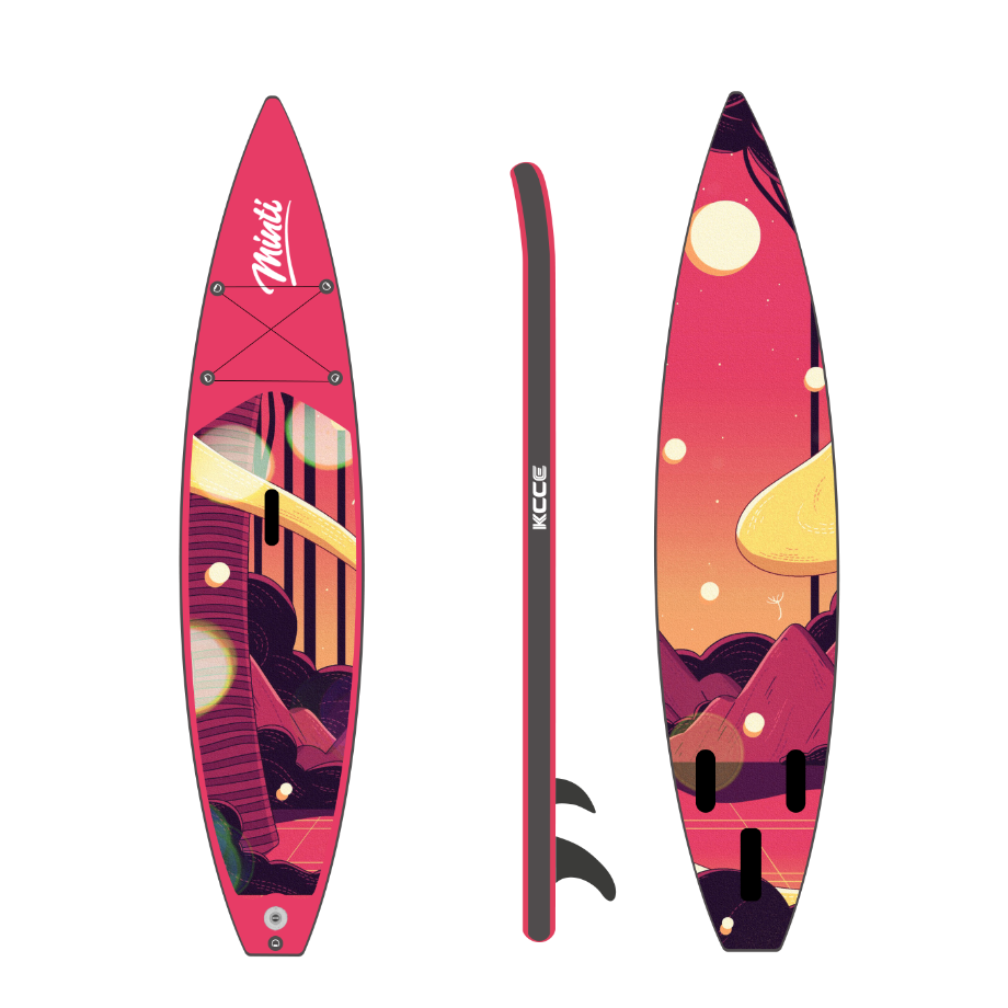 Water Sport Inflatable Stand Up PaddleSurfing Boards