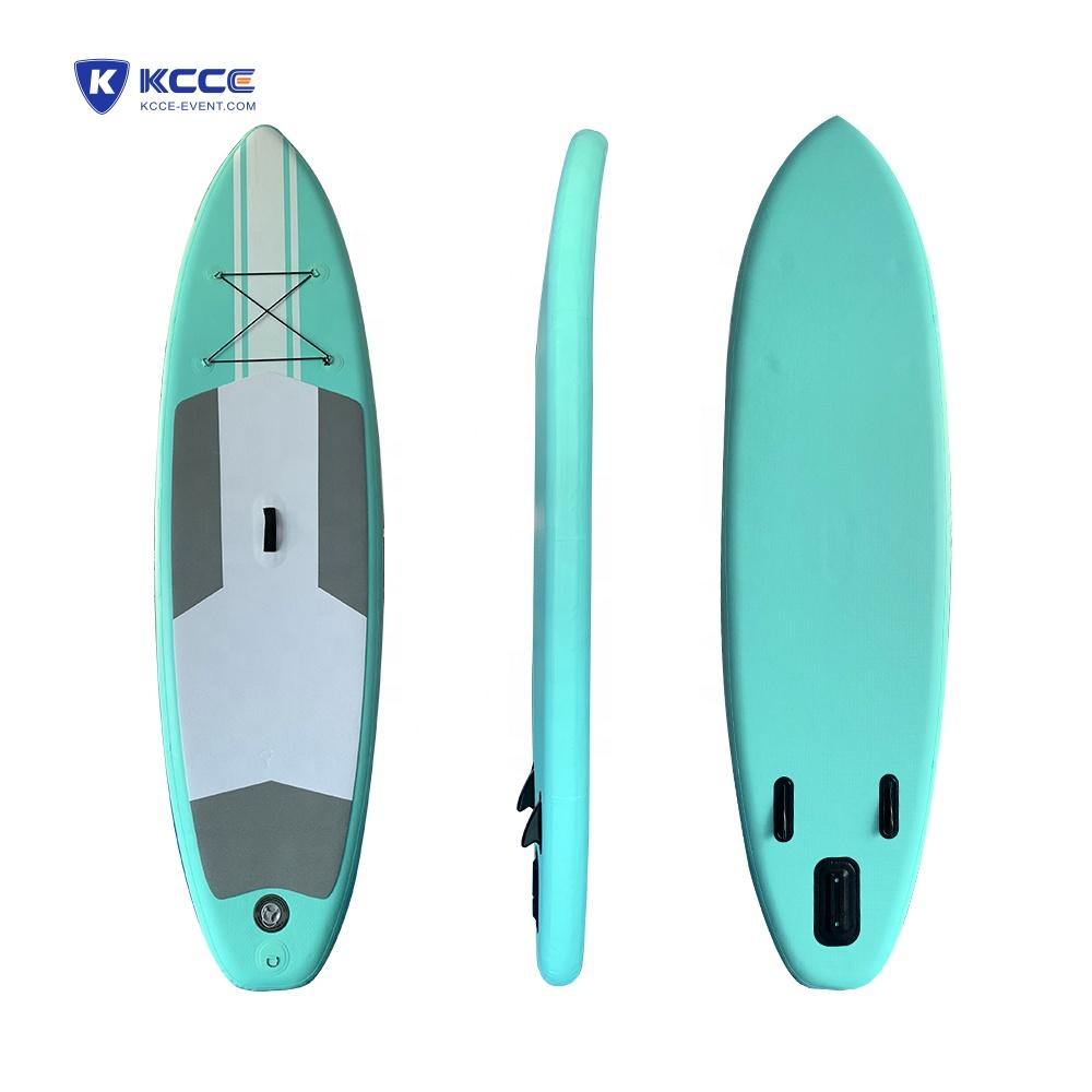 On stock 10 feet drop stitch surfing water sports SUP boards, SUP paddle boards//