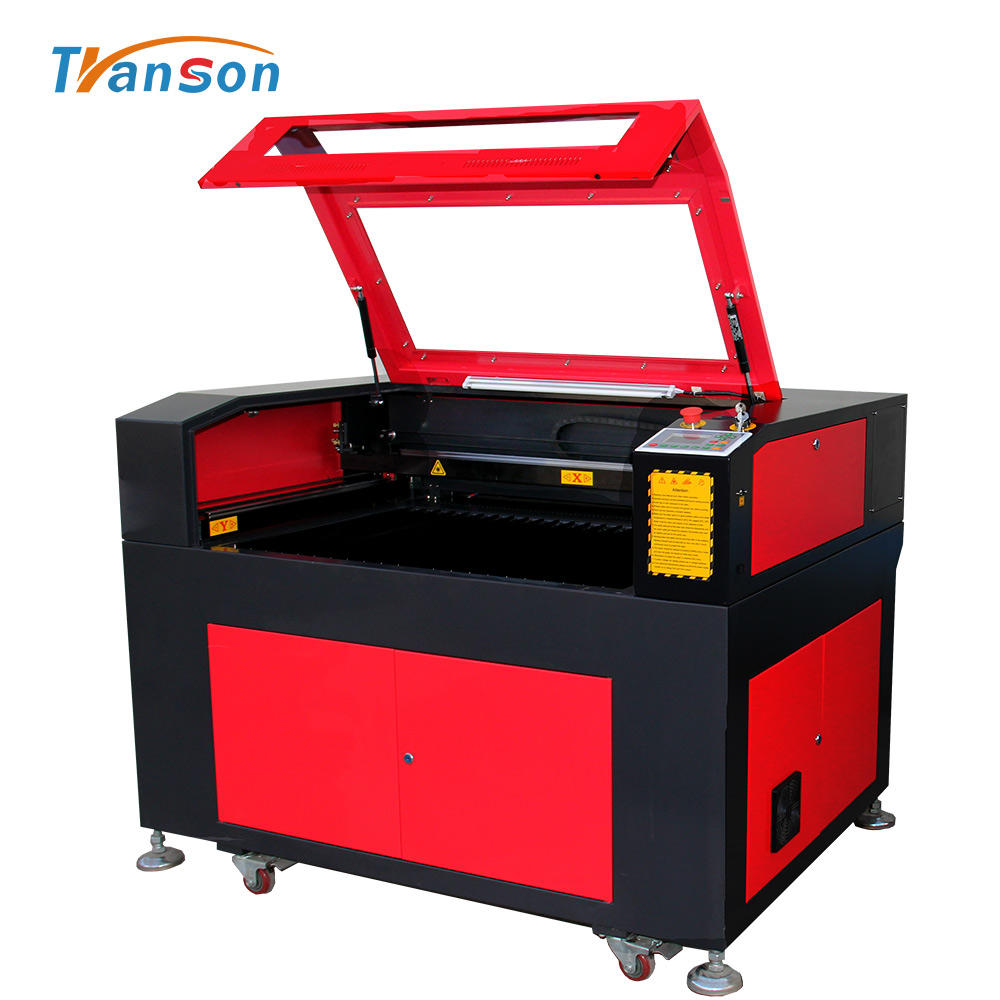 adhesive labels laser TN6090 Cabinet Cutting Engraving CO2 Laser Machine Price