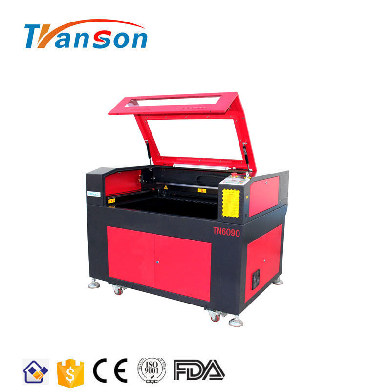 Affordable 100w CO2 Laser Cutting Engraving Machine TN6090 with EFR F4 Tube