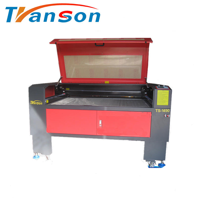 High Precision 100w cnc Co2 Laser Engraver and Cutter Machine TS1490 for Advertising /Small Gifts / Furniture