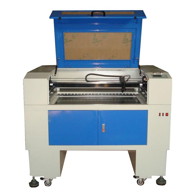 150W CO2 Laser Cutting Engraving Machine TS6090 with EFR F8 Tubefor non-metal wood paper acrylic leather plastic stone glass