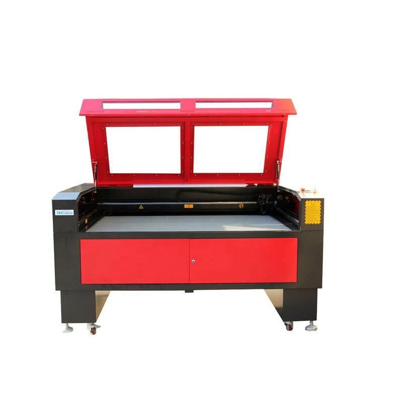 1610 CCD Camera Laser Cutting Engraving Machine With Optical Image and Label Recognition System