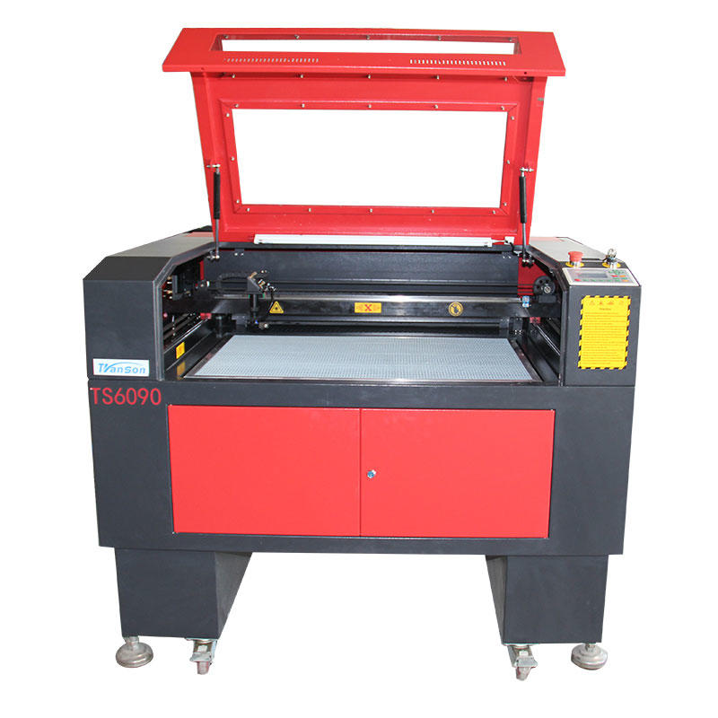 Perfectly engraving effect Laser Engraving equipment Co2 Laser type