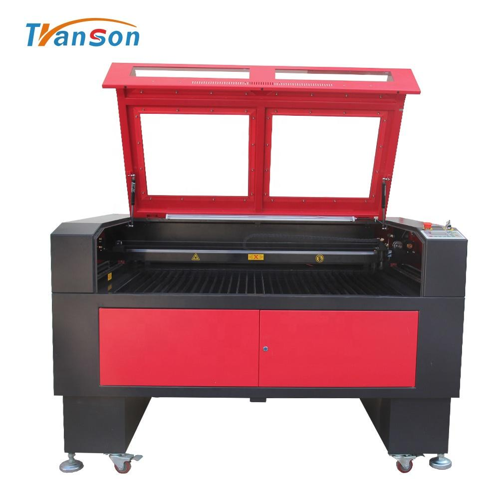 Transon TS1390 Engraved Machine Laser Nonmetal Materials Cutting Machine For Factory Building Material Shops