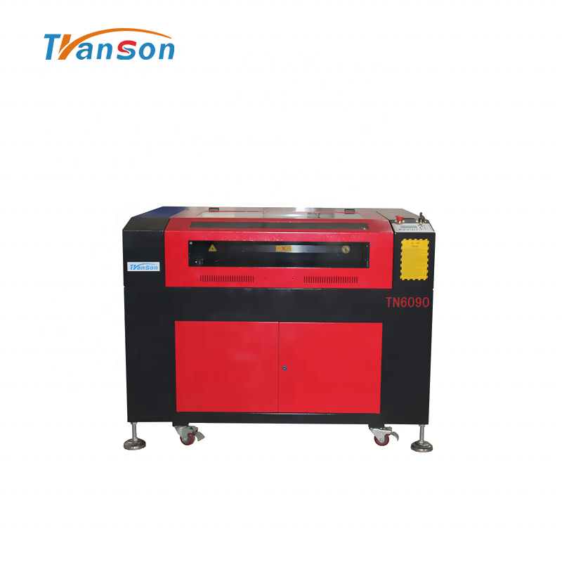 Affordable 80w CO2 Laser Cutting Engraving Machine TN6090 with EFR Tube
