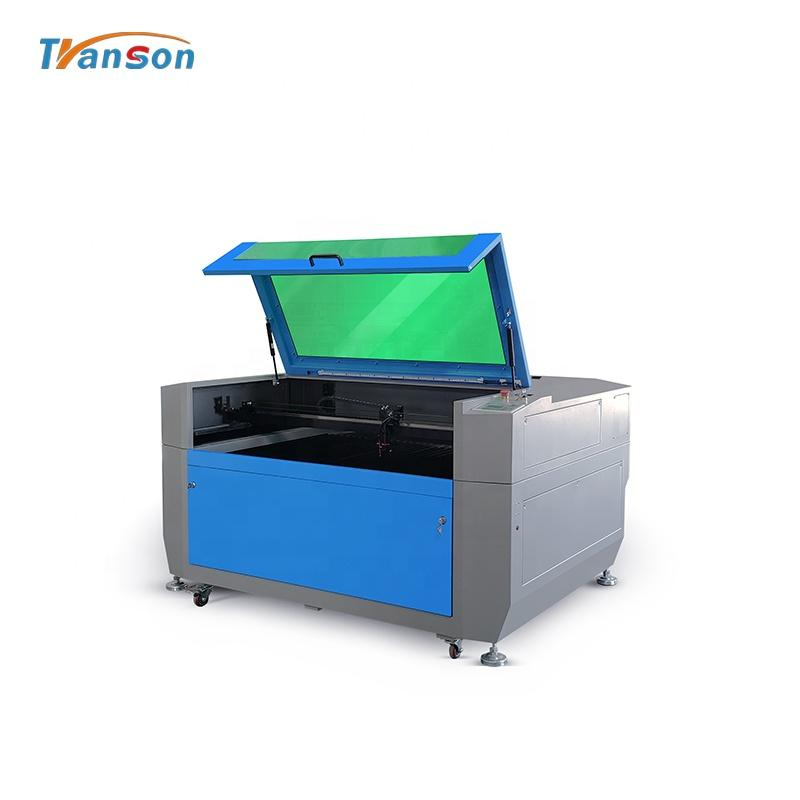 Transon New 1390 CO2 Laser Engraving Cutting Machine with High Safty Design for Wood Leather Paper Acrylic Mdf Nonmetal