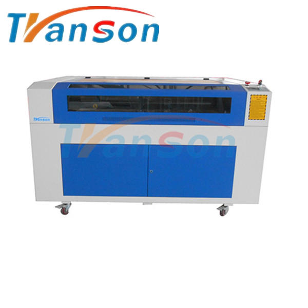Hot sale 100w Reci Co2 Laser Engraving and Co2 laser Cutting Machine TN1390 for Fabric /Double Color Sheets/ Paper