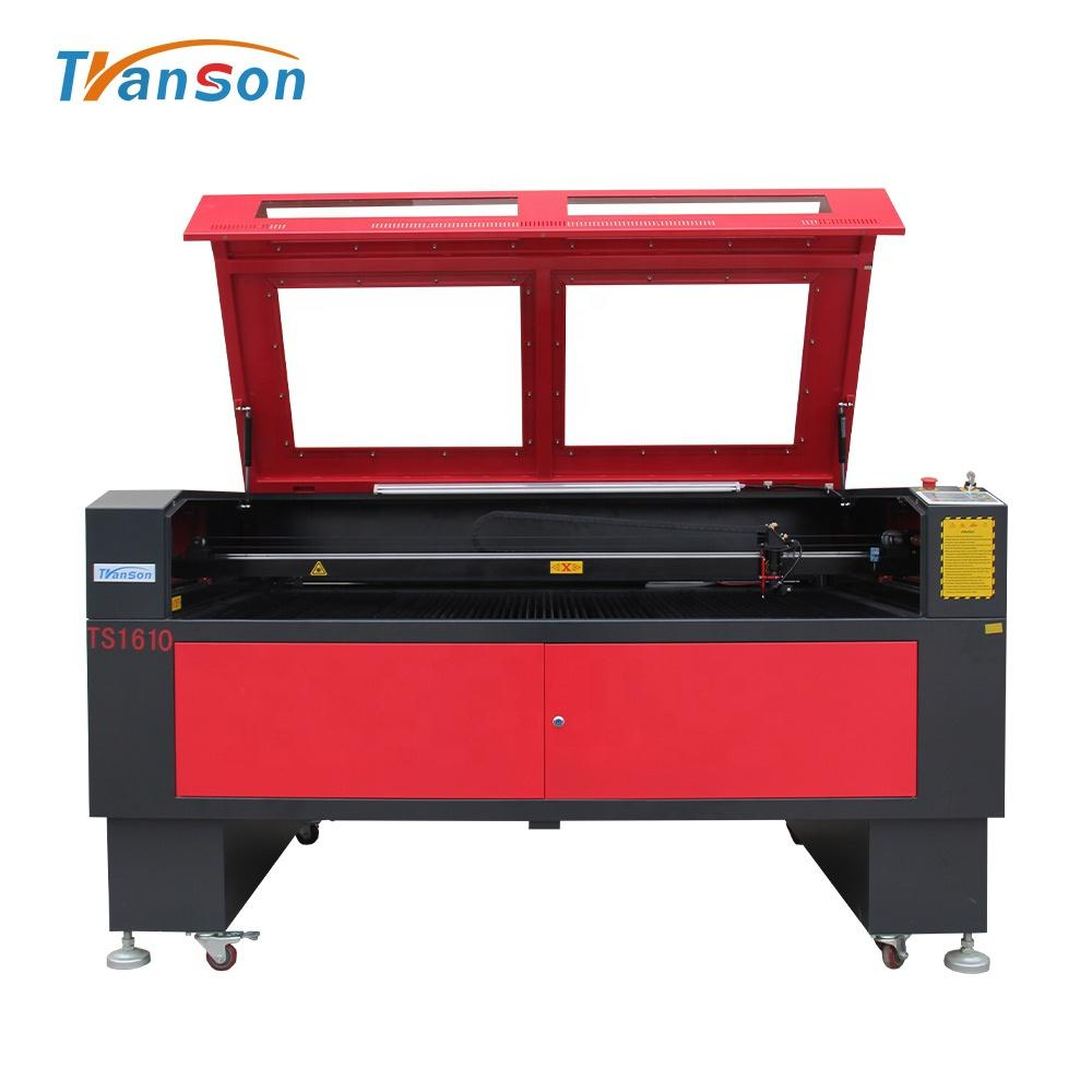 Transon Co2 Laser Engraved Cutting Good Laser Applicable Material Acrylic Glass Leather MDF Paper Plastic
