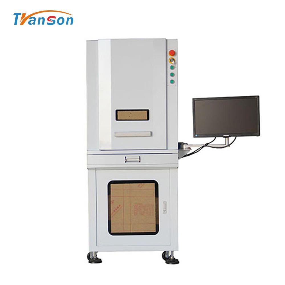 Transon 3D Dynamic fiber laser marking machine