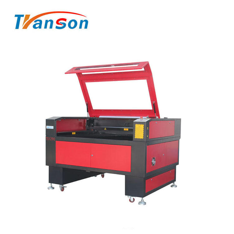 Transon Brand CO2 Laser Engraving Machine Laser Glass Engraving machine