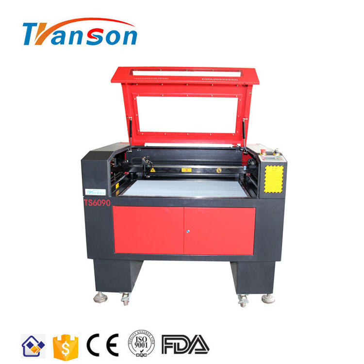 TS6090 Transon High Precision laser 9060 Laser Engraver and Cutter machine