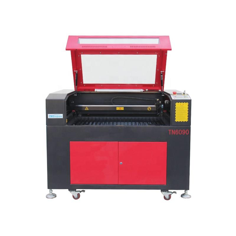 Affordable 130w CO2 Laser Cutting Engraving Machine TN6090 with EFR F6 Tube