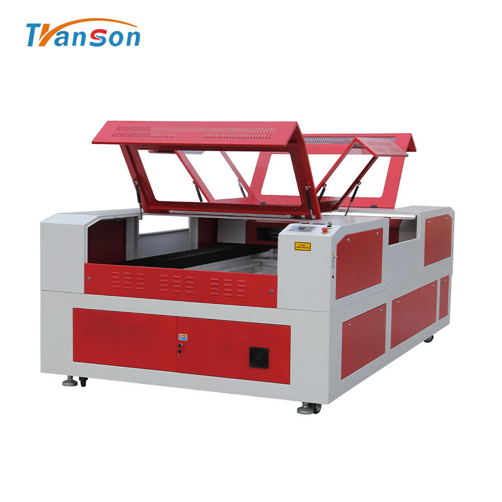 Closed laser TS1325 CNC Cutting Machine lazer machine wood graveur laser